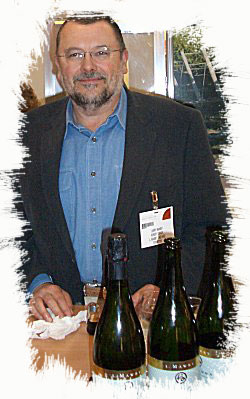 Larry Mawby of Michigan�s L Mawby Vineyards