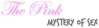 Pink Mystery of Sex - Title image